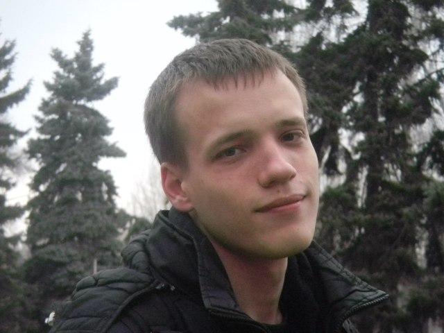 Вадим Докашенко, 23 года, студент