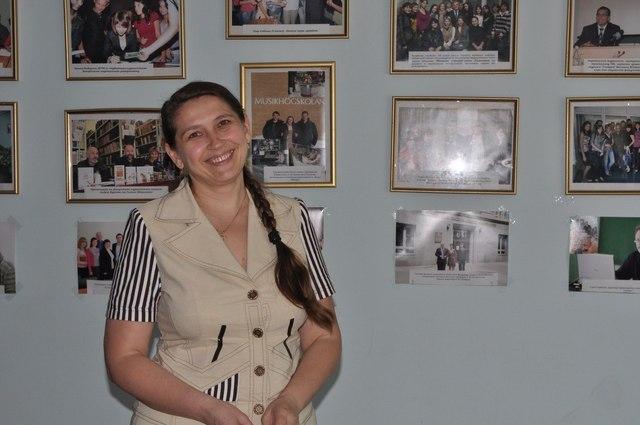 Наталья Романюк, 42 года, доцент кафедры издательского дела ЗНУ