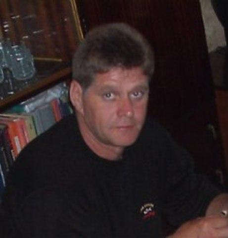 Владимир Федец, 52 года, моряк