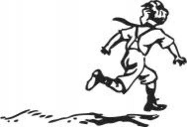 Jeffrey Runs Away