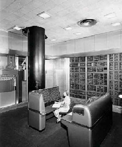 IBM's SSEC