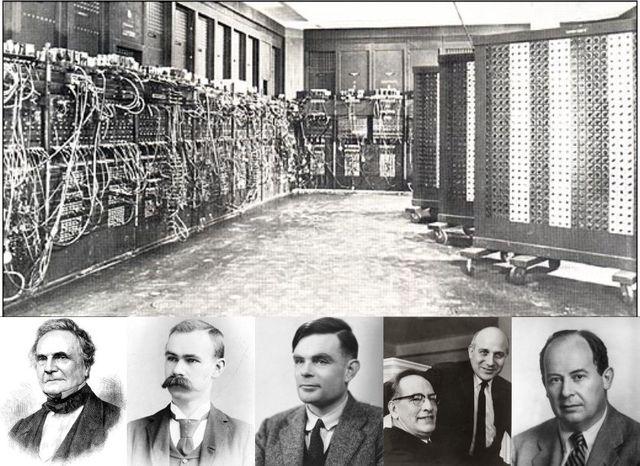 (1951-1958) Computadores de la 1ra generación