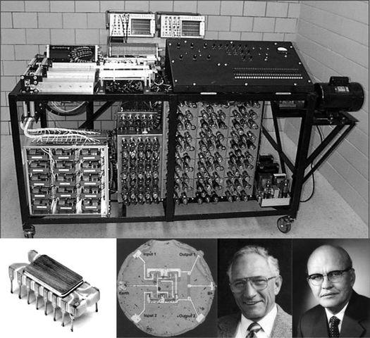 (1959-1964) Computadores de la 2da generación
