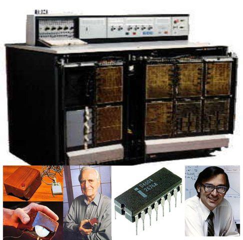 (1964-1971) Computadores de la 3ra generación