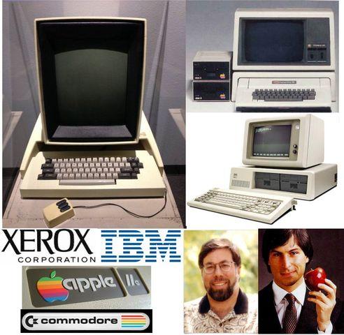 (1971-1981) Computadores de la 4ta generación