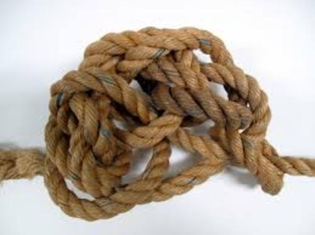 Maniac Unties Cobble's Knot
