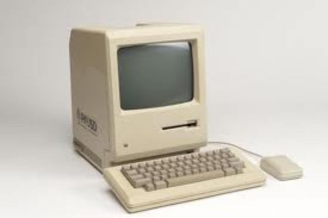 Apple Lanza Al Mercado Macintosh 128K