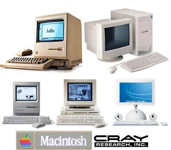 (1982-1989) Computadores de la 5ta generación