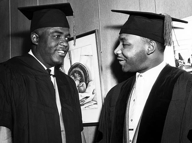 Martin Luther King & Robinson