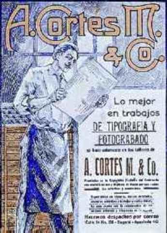 Enrique Olarte ganador del primer concurso de portadas
