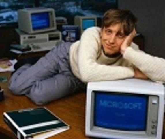PC -- Bill Gates
