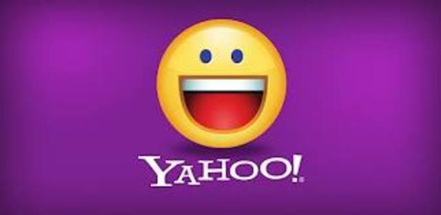 Se Crea Yahoo