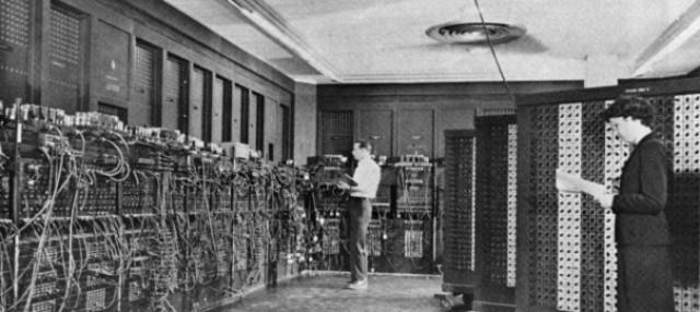 INTEGRADOR NÚMERICO Y ORDENADOR ELECTRÓNICO ENIAC