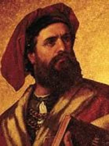 Marco Polo Visits China