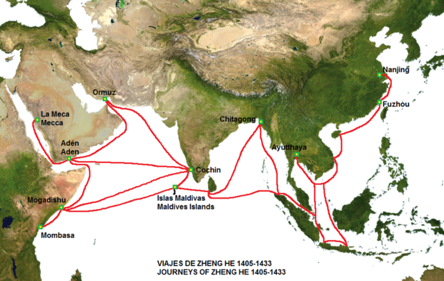 The Voyages of Zheng