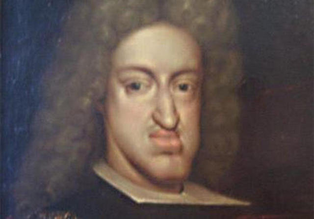 End of Charles II´s reign