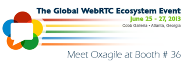 Oxagile CTO Sergey Marchuk Joins Early WebRTC Adopters at WebRTC Conference & Expo