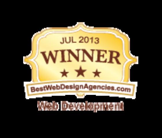 Oxagile Ranked 5th in Best Web Development Companies Award