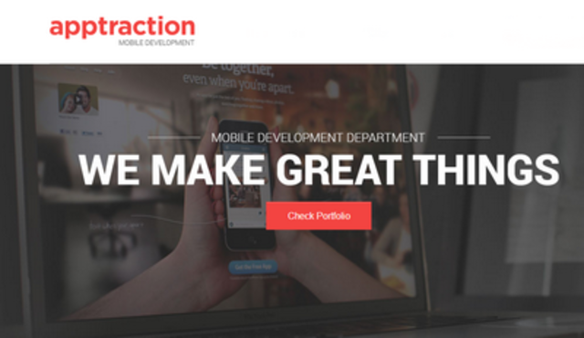 Oxagile LLC Launches Apptraction — New Web-Resource Focused on Mobile Development