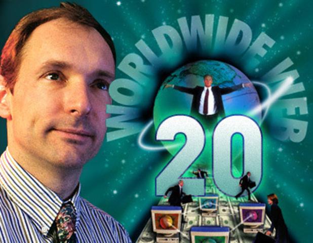 Tim berners-lee world wide web