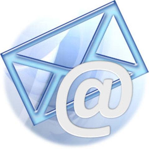 Envio del primer correo electronico