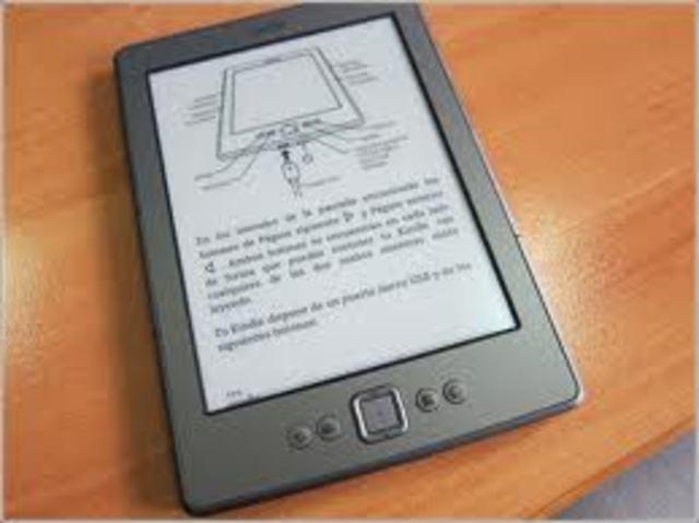 Amazon crea el lector Kindle