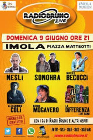 Ex Factor Tour @Imola - Radio Bruno Live