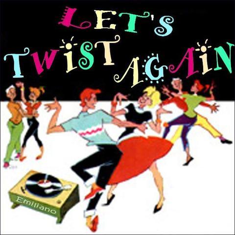 El Twist se puso de moda en 1961-1963