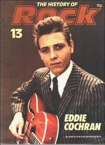 Eddie Cochran muere en 1960