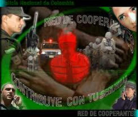 RED DE COPERANTES
