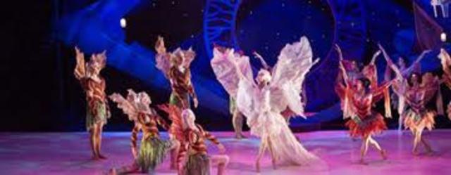 Ballet in grand opera