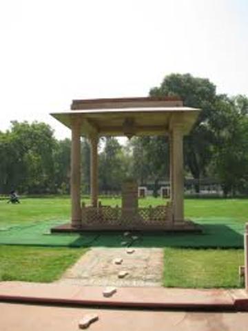 Gandhi's death commemorated