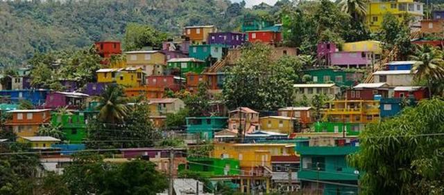 Pueblos o areas que colindan con el pueblo a travez de su punto cardinal