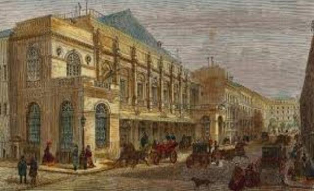 Decline of French Grand Opera