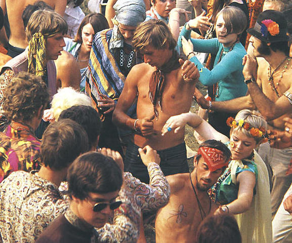 Los Festivales de los 70's