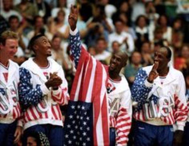 The Olympics again