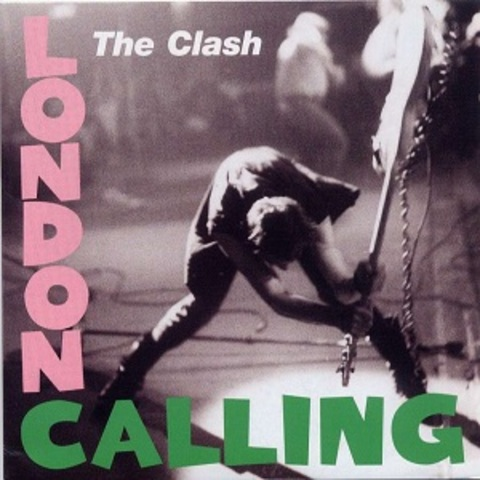 """The Clash release """"London Calling"""""""