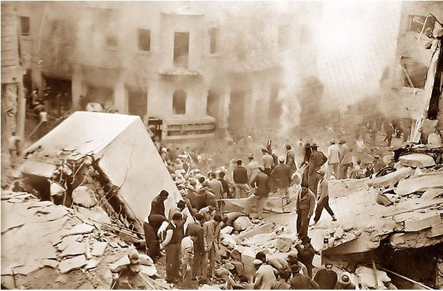 פיגוע ברחוב בן יהודה בירושלים
