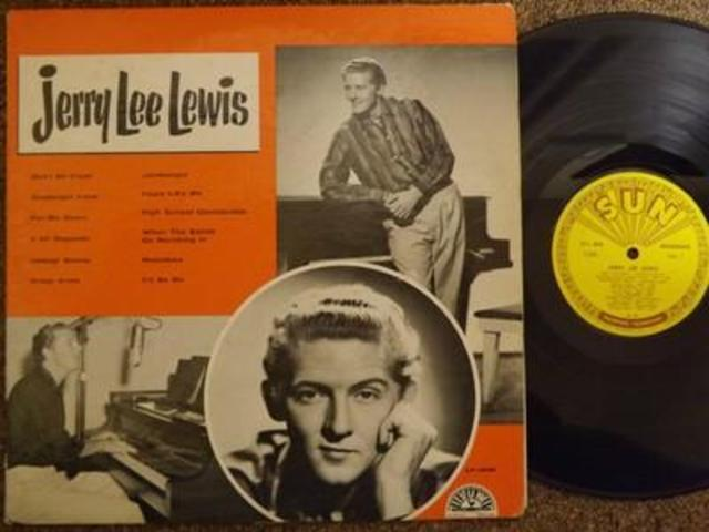 Jerry Lee Lewis Debut