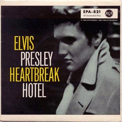 Elvis - Heartbreak Hotel