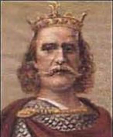 King Harold III overthrown by William I- World
