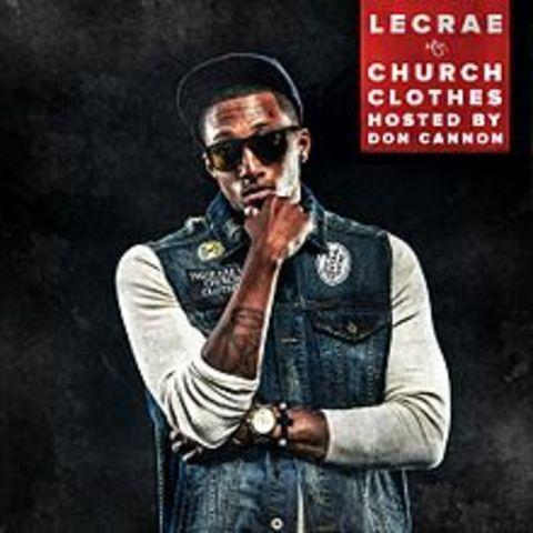 Lecrae releases Church Clothes Mixtape