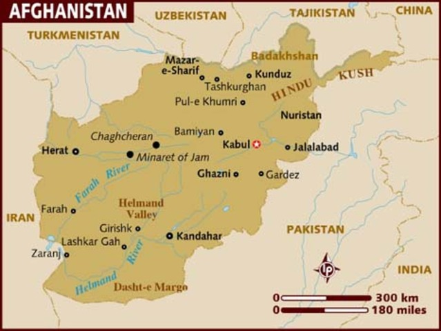 Taliban captures Kabul from Northern Alliance