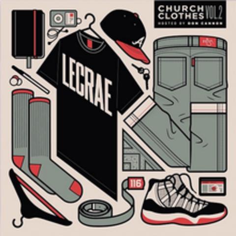 Lecrae releaes Church Clothes Vol. 2 Mixtape