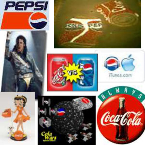 Rock-and-roller cola wars