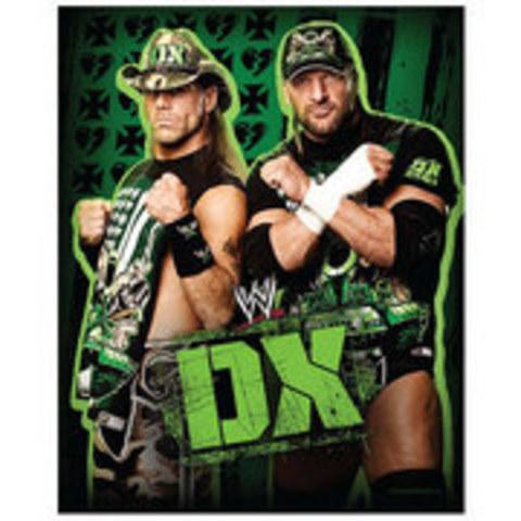 The Team Of DX Triple-H+Shaun Michaels