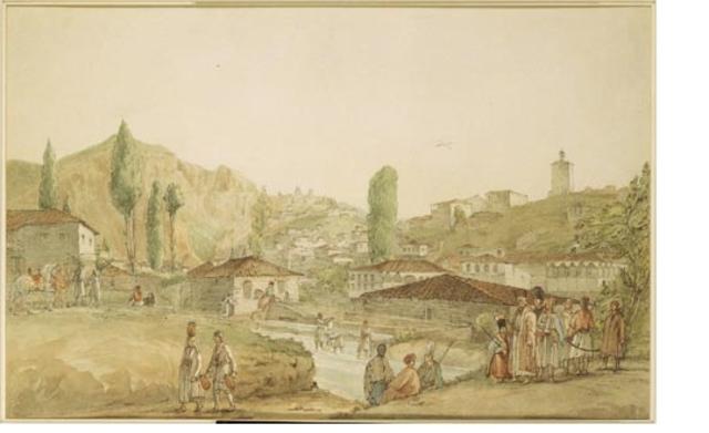 The Castilian Spring at Delphi