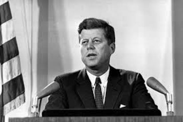 JFK's speach