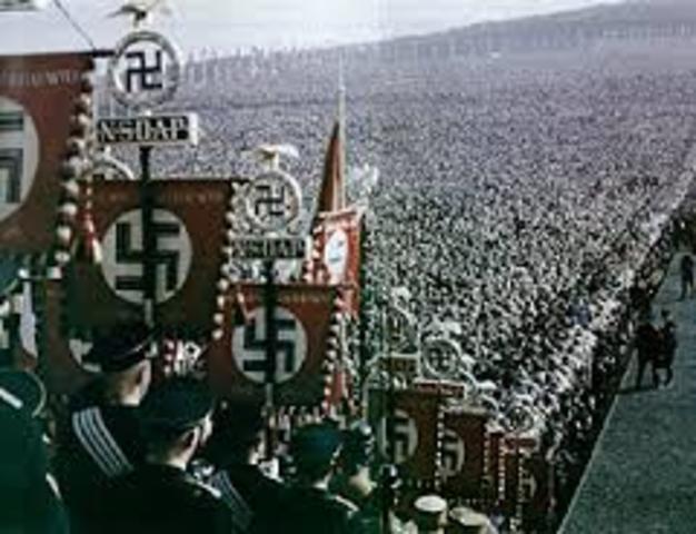 Le brutezze Naziste