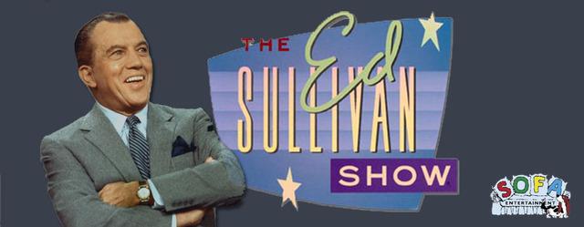 Ed Sullivan show in color